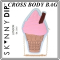 ICE CREAM CROSS BODY BAG1