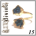 Turquoise Wrap Ring Gold 15 (3)