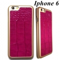 Der pinke Rauber iPhone 6 Case Kroko 2nd (3)1