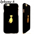Girly iPhone 6 Cases black gold (2)1