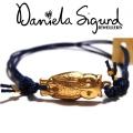 Owl navy gold friendship bracelet (3)1