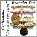 w74 Brazillia bracelet set gold multi (3)1