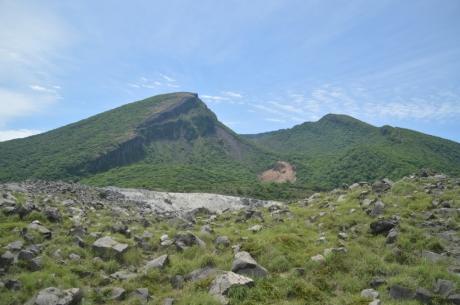 5霧島連山最高峰、韓国岳