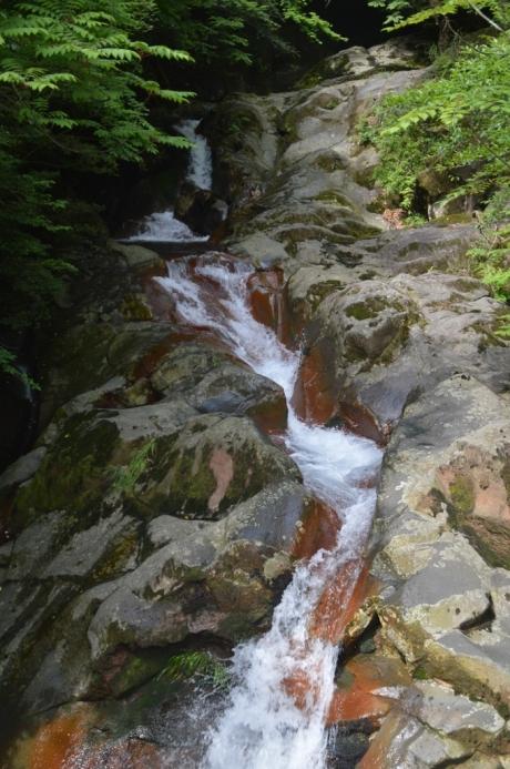 3七折の滝