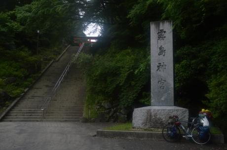18霧島神宮へ