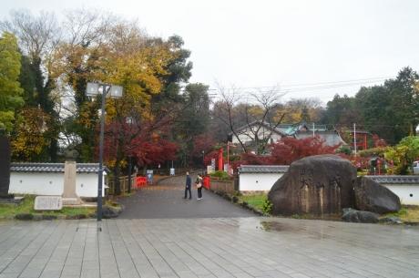 1犬山城入口