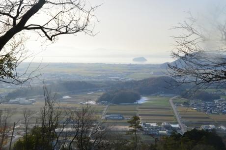 29琵琶湖が見える