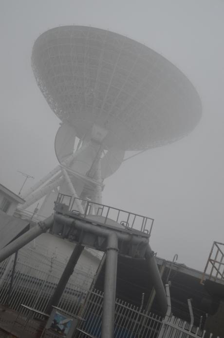 5霧の32mφパラボラアンテナ