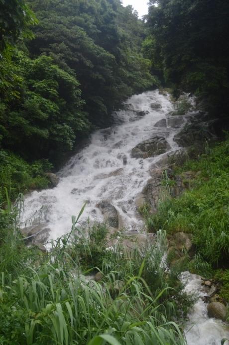 13高田の滝