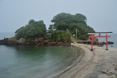 1荒平神社