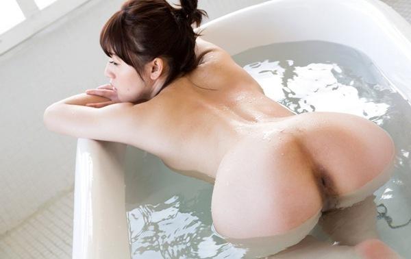 【只今入浴中】
