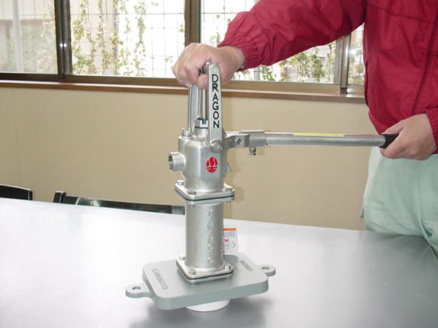 井戸用ポンプ