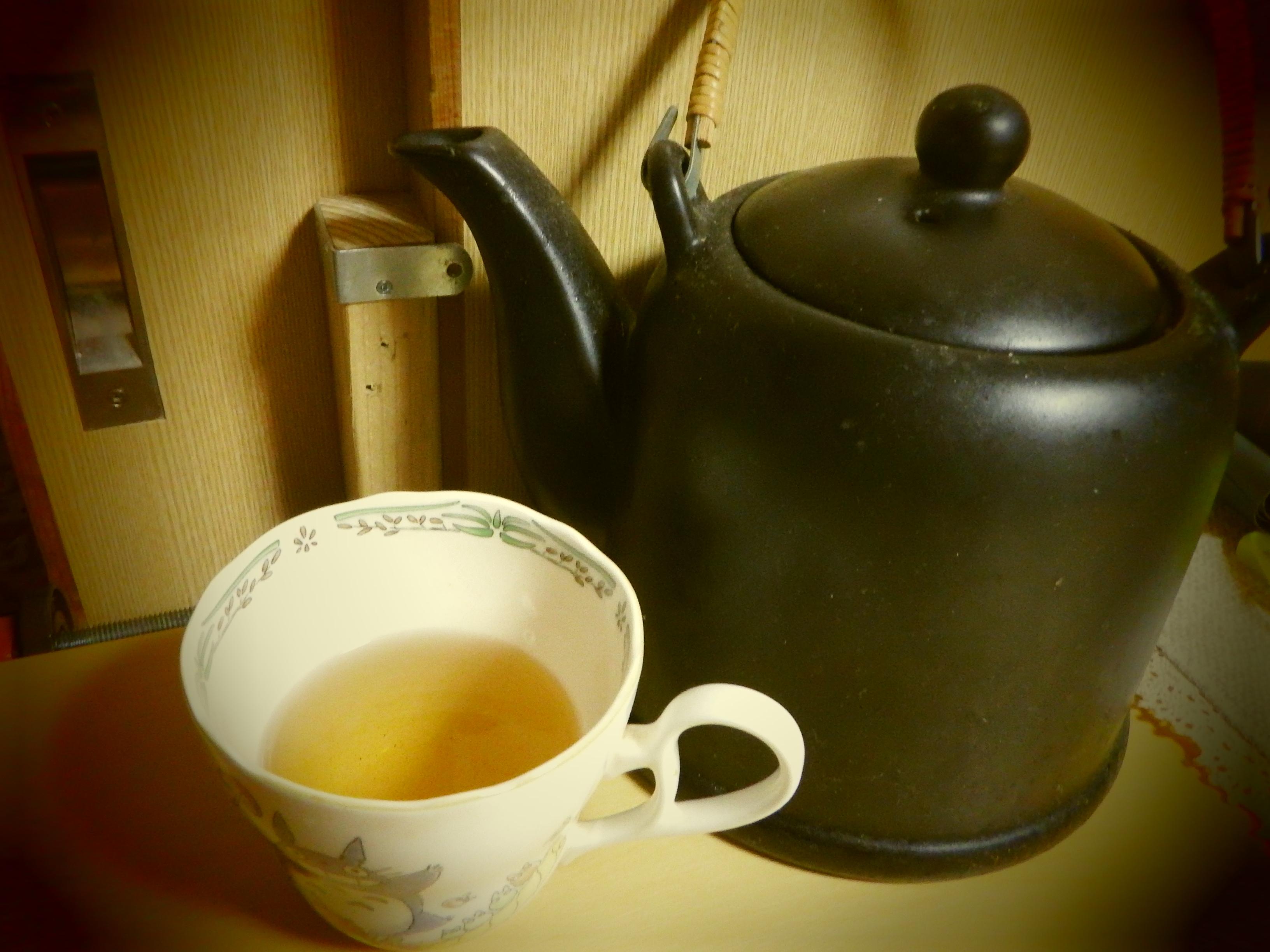熊笹茶 完成!