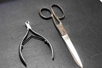 ゾーリンゲン (Solingen) のハサミ&爪切り