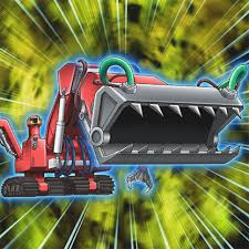 Strong Shovel Excavator