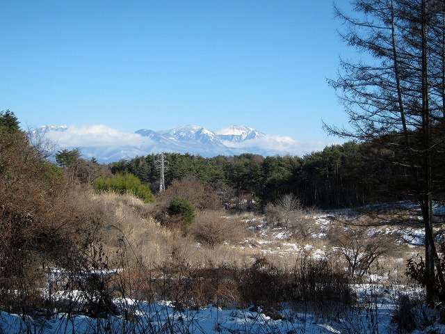 学者村原野風景
