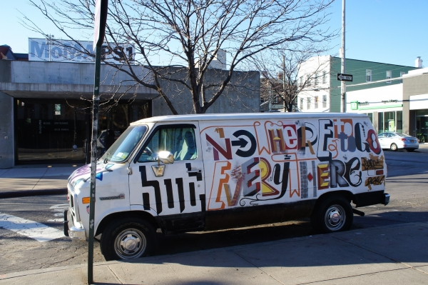 MoMA bus