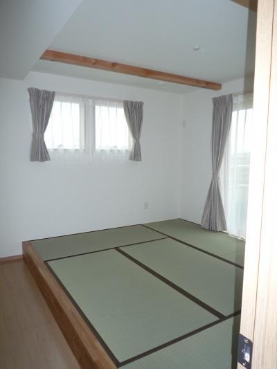 27k邸寝室