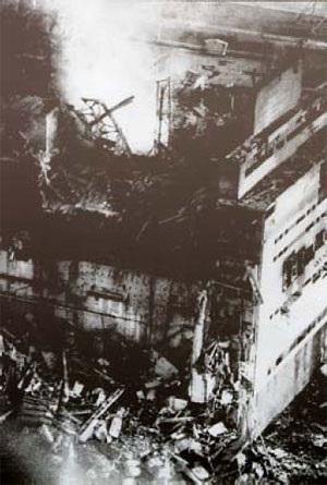 チェルノブイリ原発事故