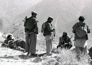 アフガン侵攻・抵抗するムジャーヒディン