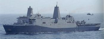 サン・アントニオ級輸送揚陸艦