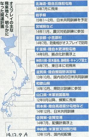 14.12.9朝日・オスプレイ展開