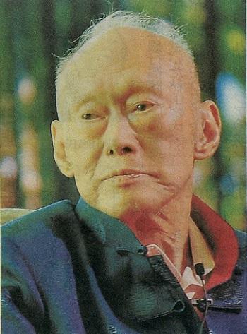 リー・クアンユー