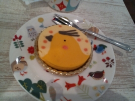 ベジタブルケーキ
