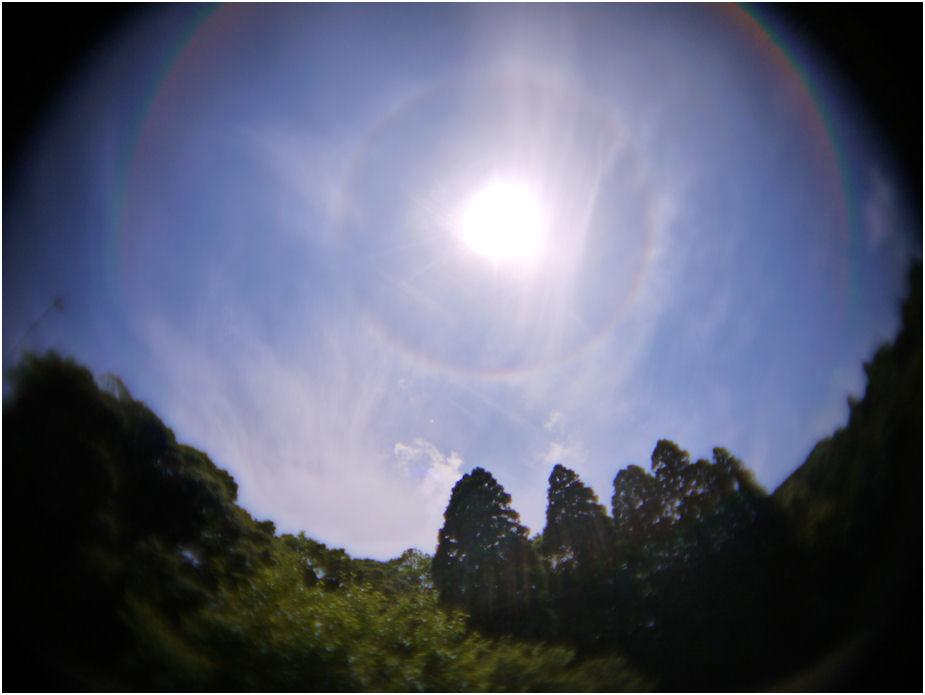 太陽ハロー