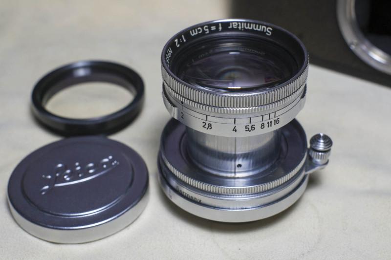 狙い目の大口径レンズ  ~ズミタール SUMMITAR 50mm F2.0~