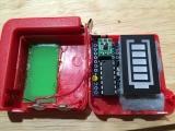 電池チェッカー 組み込み