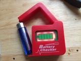 電池チェッカー 動作テスト2