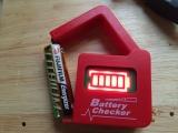 電池チェッカー 動作テスト3
