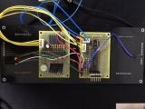 16セグ時計 LED基板組み付け