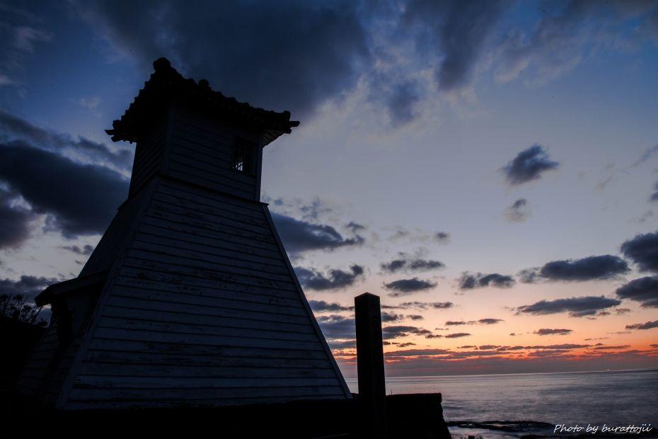 2014.12.27旧福浦灯台2