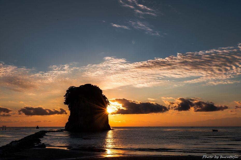 2014.12.28見附島朝景7