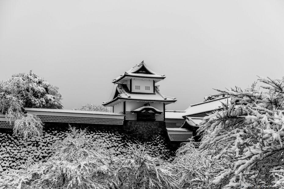 2015.01.01金沢城公園1