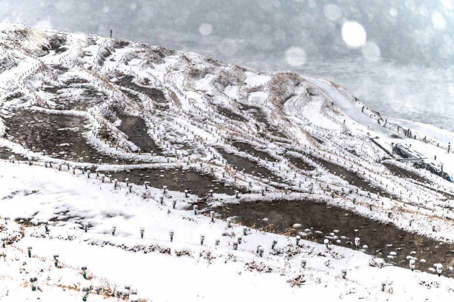 2015.01.02白米千枚田の雪景色2