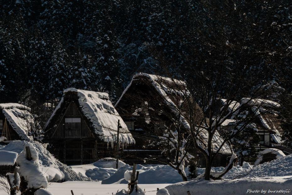 2015.01.13白川郷散策2