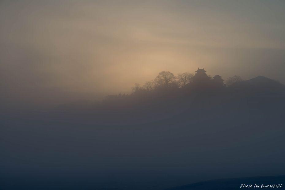 2015.02.07霧の大野城1