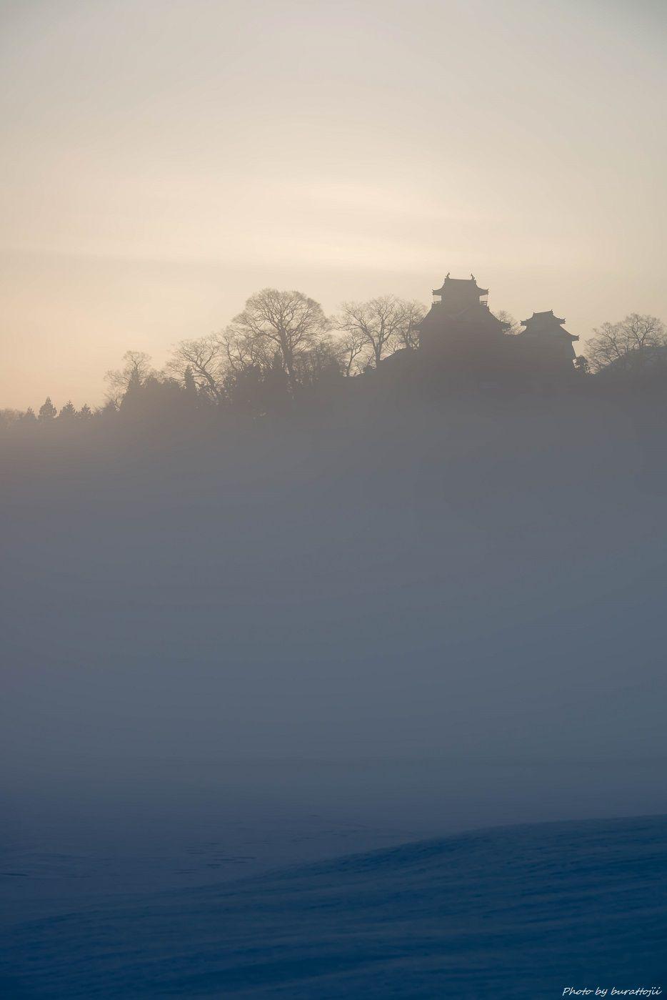 2015.02.07霧の大野城2
