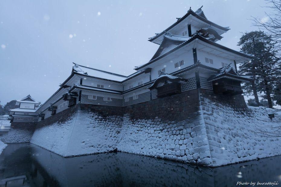 2015.02.10兼六園・金沢城公園11