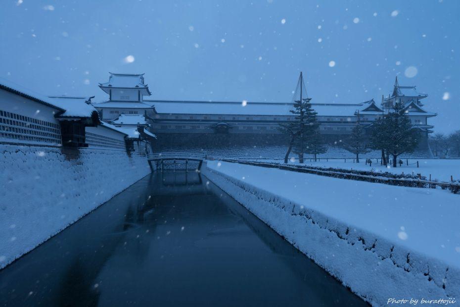 2015.02.10兼六園・金沢城公園10