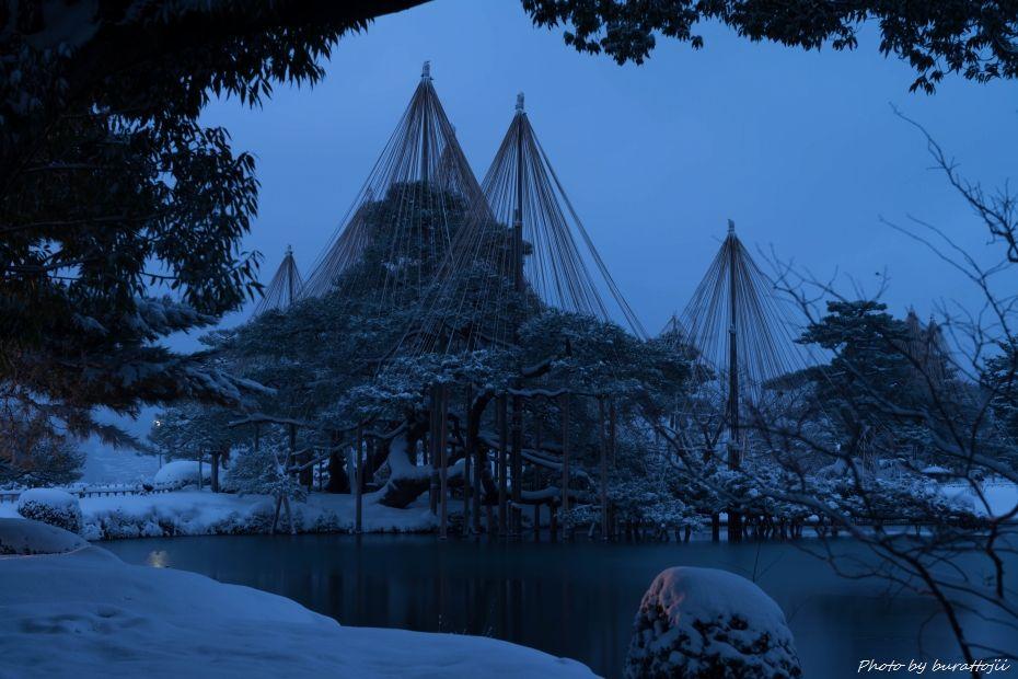 2015.02.10兼六園・金沢城公園8