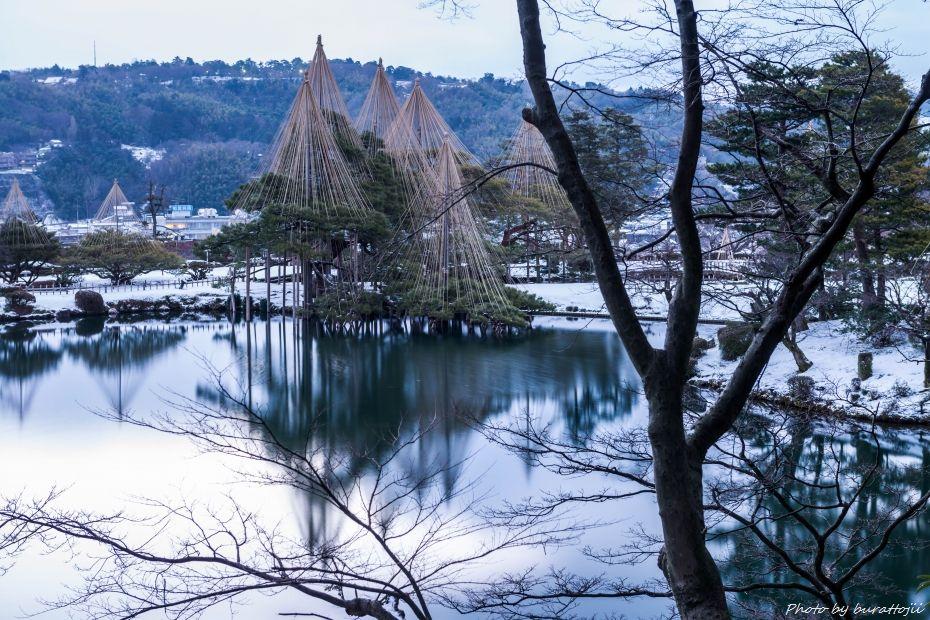 2015.02.14兼六園の朝15
