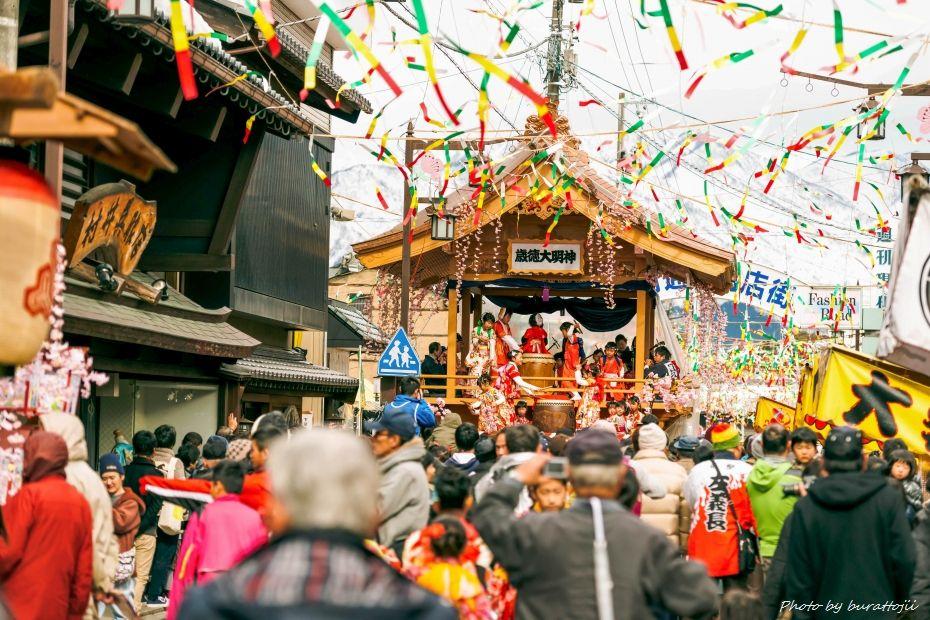 2015.02.22勝山左義長祭り3