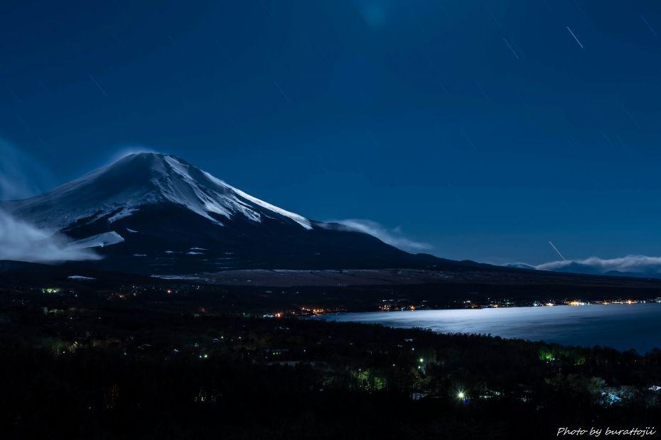 2015.03.02山中湖パノラマ台の夜景3.0111