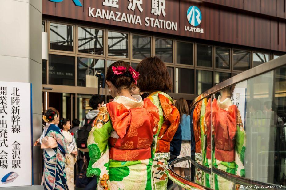 2015.03.14金沢駅の様子7
