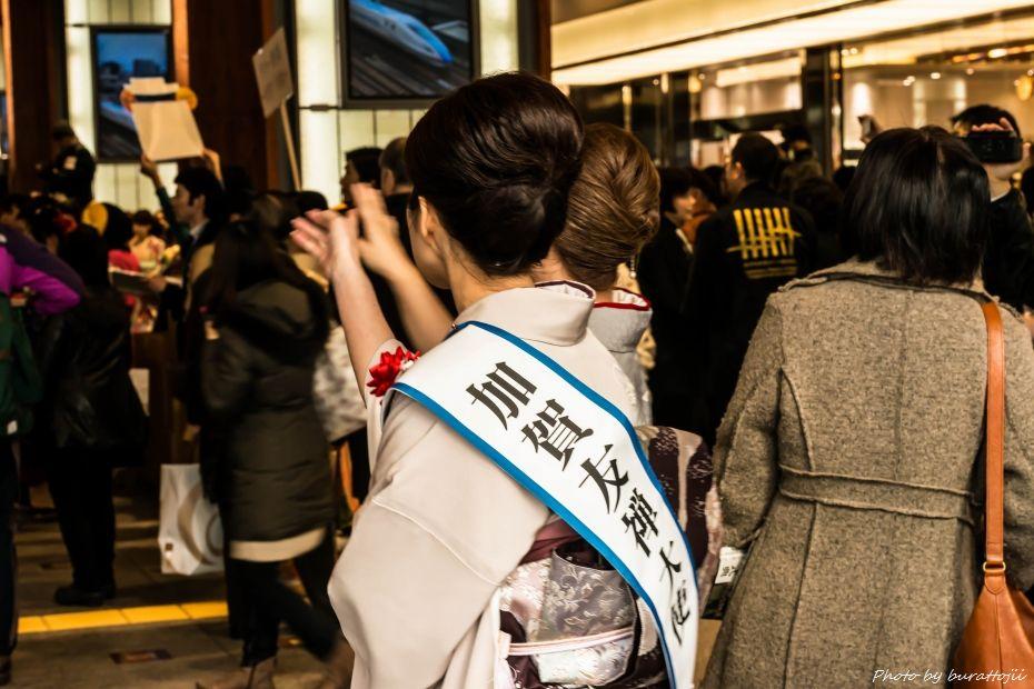 2015.03.14金沢駅の様子3
