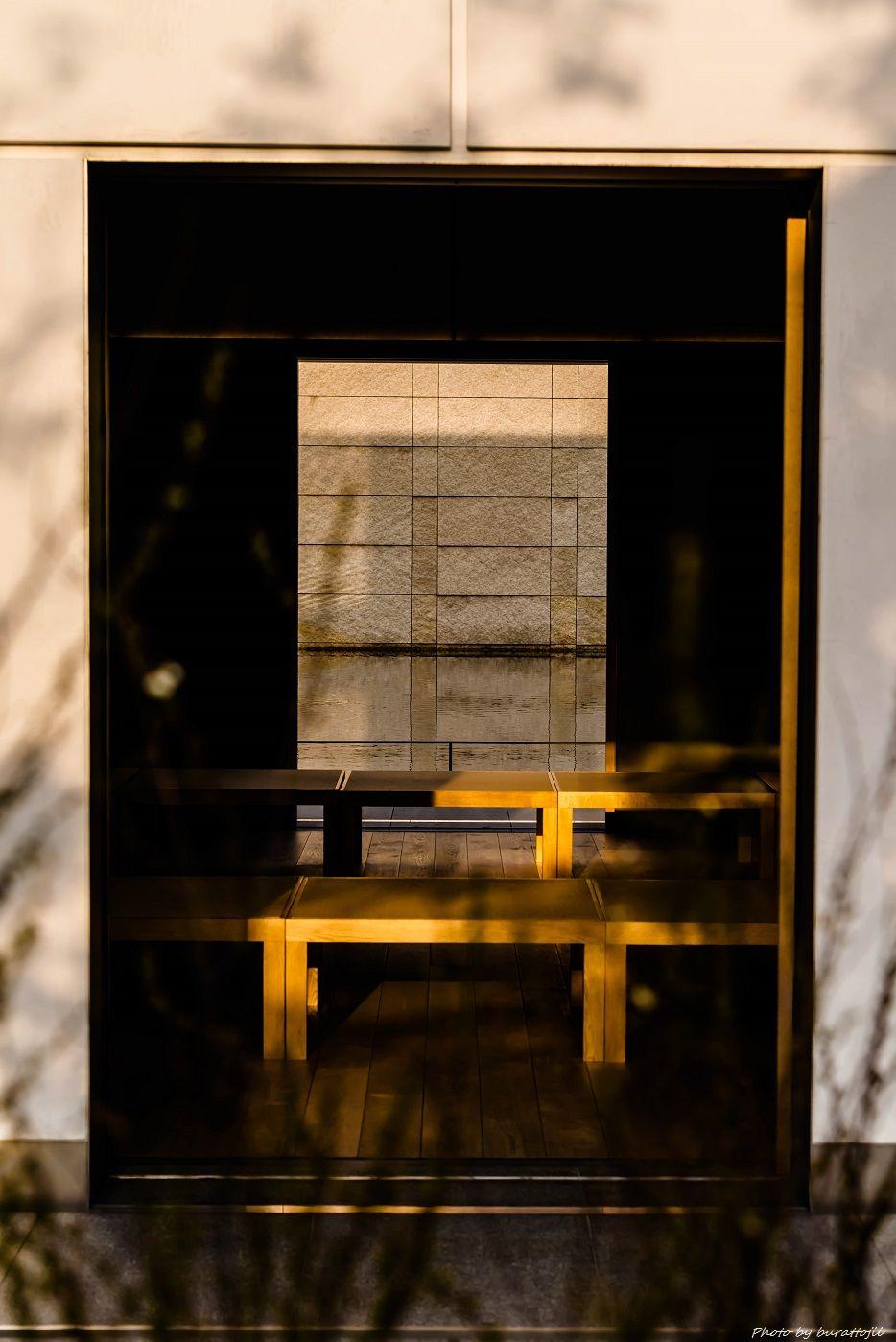 2015.03.15鈴木大拙館ライトアップ5